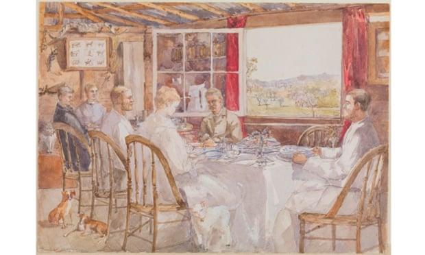 Transparent: Watercolour in Queensland 1850s-1980s