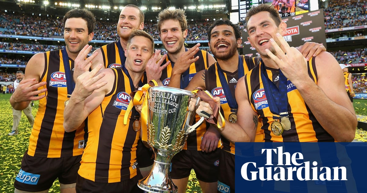 An AFL career is over in a flash – and it's the friendships