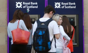 RBS shares have jumped after a surprise improvement in its bad debts.