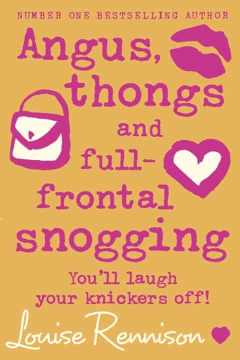 Angus, thongs