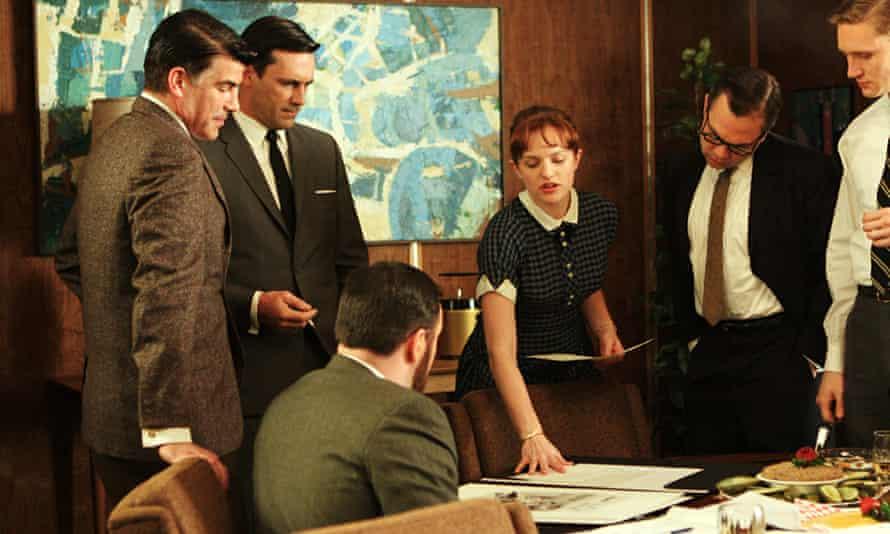Still from the Mad Men TV Series