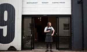 Silo zero-waste restaurant in Brighton