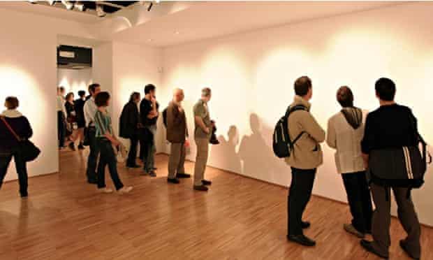 Invisible art Lana Newstrom CBC hoax