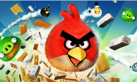 Angry Birds may have peaked in 2012 but it still has 200m players.