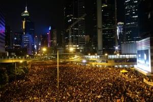 Admiralty, Hong Kong, Monday 29th September 2014, 8:43pm
