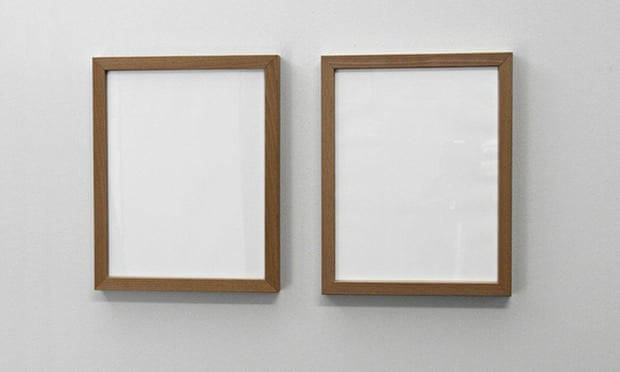 Invisible art: the gallery hoax that shows how much we hate the rich ...