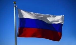 """Russian Flag."""