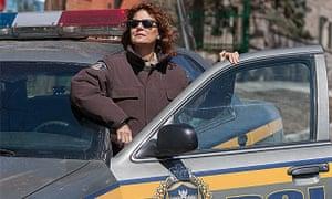Susan Sarandon in The Calling