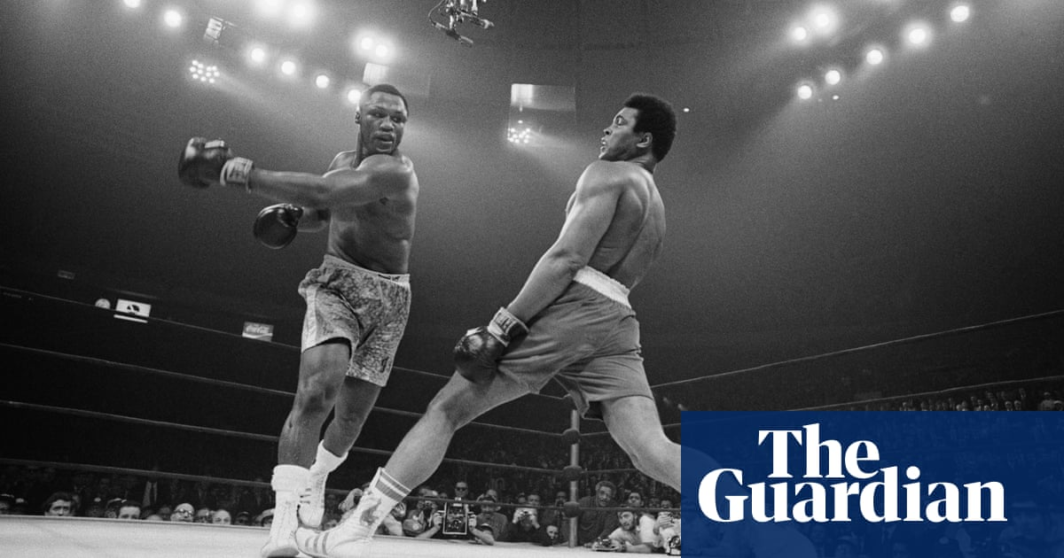 6f0e535708a9 Muhammad Ali – 25 of the best photographs of the legendary boxer ...