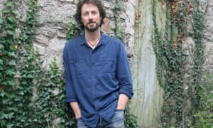 Paul Kingsnorth, author of The Wake.