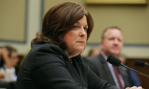 Julia Pierson secret service
