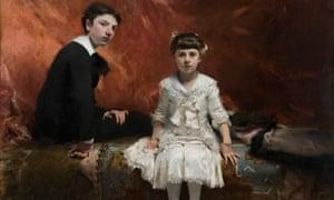 2015 John Singer Sargent exhibition National Portrait Gallery