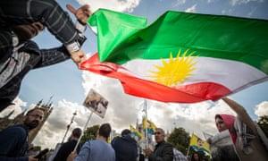 London based Kurds