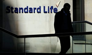 Standard Life House in Edinburgh