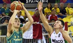 Australia basketball Ryan Broekhoff