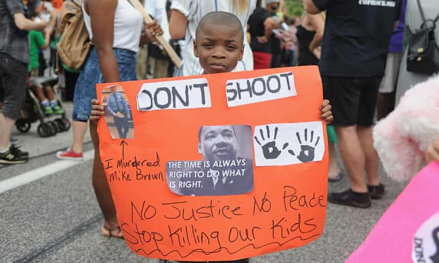 little boy don't shoot