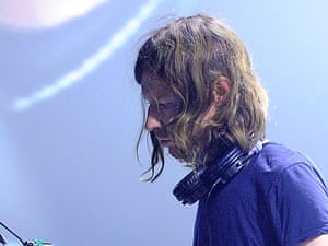 'I've got a few more things planned' … Aphex Twin.