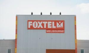 Foxtel headquarters