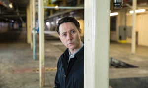 Chasing Shadows: Reece Shearsmith as DS Sean Stone.