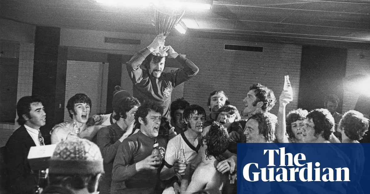 The forgotten story of … Rangers' 1972 European Cup Winners