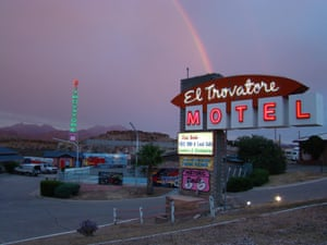 El Trovatore Motel, Kingman, Arizona