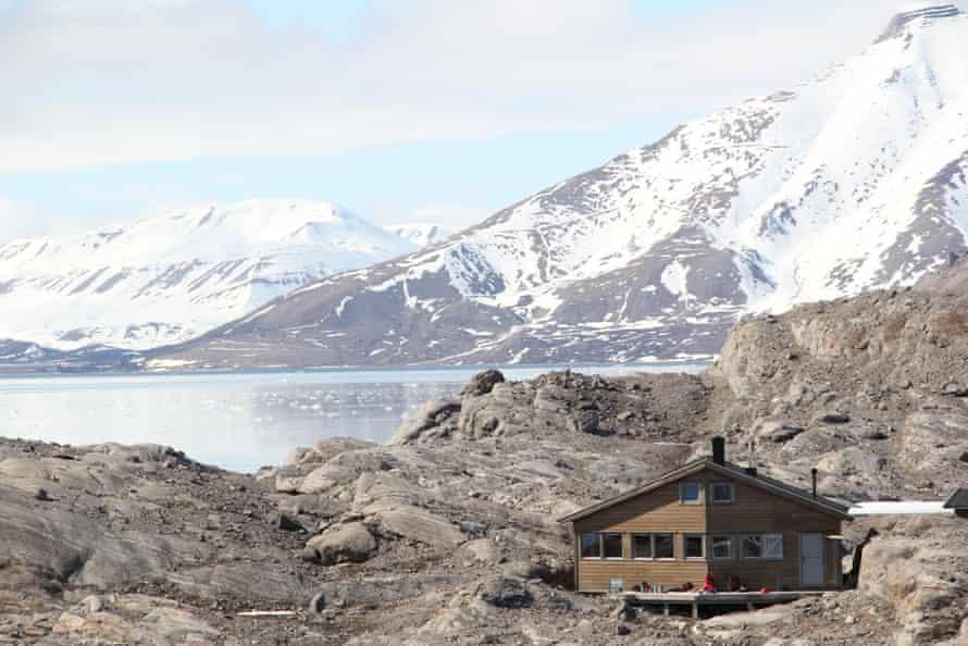 Basecamp Spitsbergen