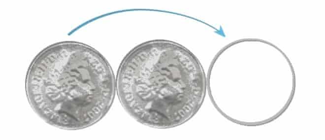 alex bellos coin in a pub game