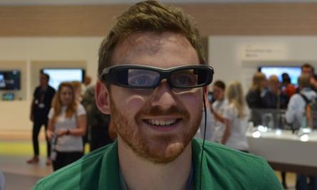 Sony Smart EyeGlass