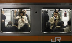 """The Tokyo Subway, opened in 1927, is one of the busiest with a daily ridership of 8.7 million passengers. It has introduced women-only carriages during the morning rush hours to provide """"a sense of security"""". Its Subway Manners guidebook advises passengers to set their mobile to silent mode and refrain from talking during their rides."""