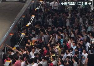 Xierqi subway station