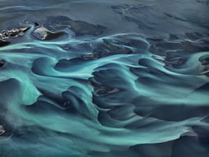 Ölfusá River #1Iceland, 2012