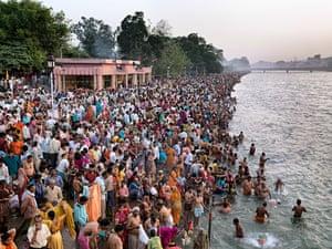 Kumbh Mela #1 Haridwar, India, 2010