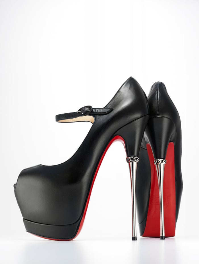 Christian Louboutin. Printz,  Spring/Summer 2013 14. Courtesy of Christian Louboutin.