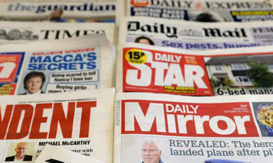 Government debates press regulation