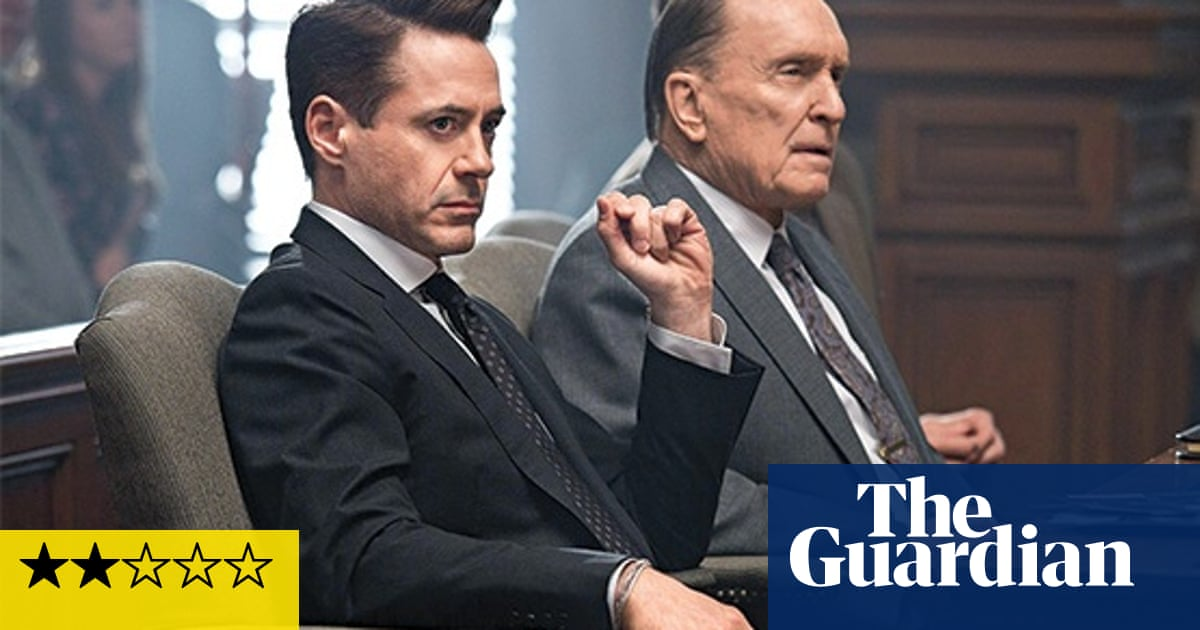 The Judge review: jury in, gavel out on Robert Downey Jr courtroom drama