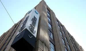 Twitter's HQ in San Francisco