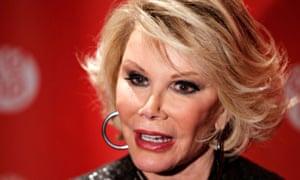 Joan Rivers has died in New York