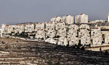Israeli West Bank settlement of Efra