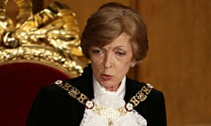 Fiona Woolf is the lord mayor of the City of London and a leading tax lawyer