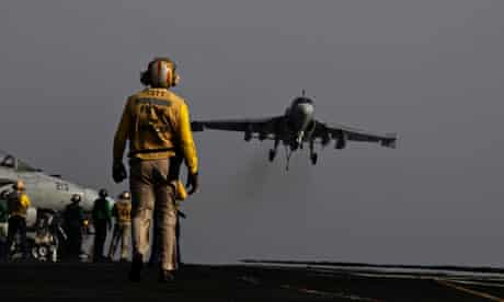 US aircraft over Iraq