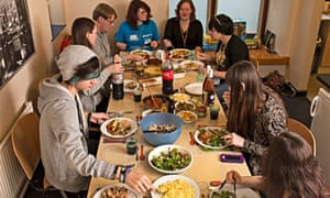 Students with autism  get cooking instruction at Birmingham City University