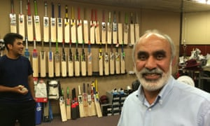 silicon valley cricket abrar ahmad