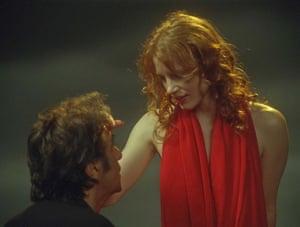 Jessica Chastain in Wilde Salomé.