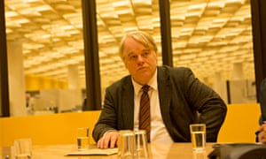 Philip Seymour Hoffman in A Most Wanted Man.