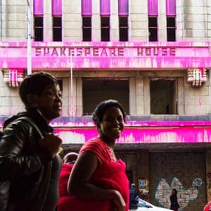 Beware of Colour Johannesburg