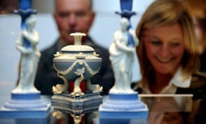 Appeal to save Wedgwood Collection