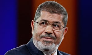 Egyptian president Mohamed Morsi was ousted in mid-2013 amid mass protests against his rule