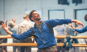 Elixir directed by Jonathan Burrows, at Sadler's Wells
