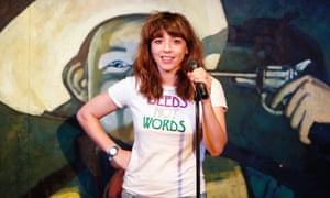 Bridget Christie: 'high-on-laughs, down-on-the-patriarchy double-bill'.