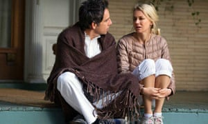 Ben Stiller and Naomi Watts in While We're Young.